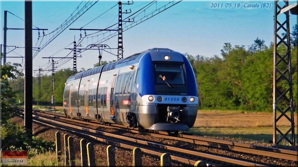 Photos et vidéos de la ligne Bordeaux - Toulouse - Narbonne - Sète (2007-2013) - Page 2 2011_099