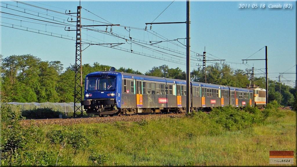 Photos et vidéos de la ligne Bordeaux - Toulouse - Narbonne - Sète (2007-2013) - Page 2 2011_100