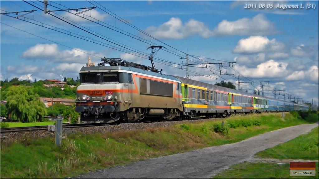 Photos et vidéos de la ligne Bordeaux - Toulouse - Narbonne - Sète (2007-2013) - Page 4 2011_151
