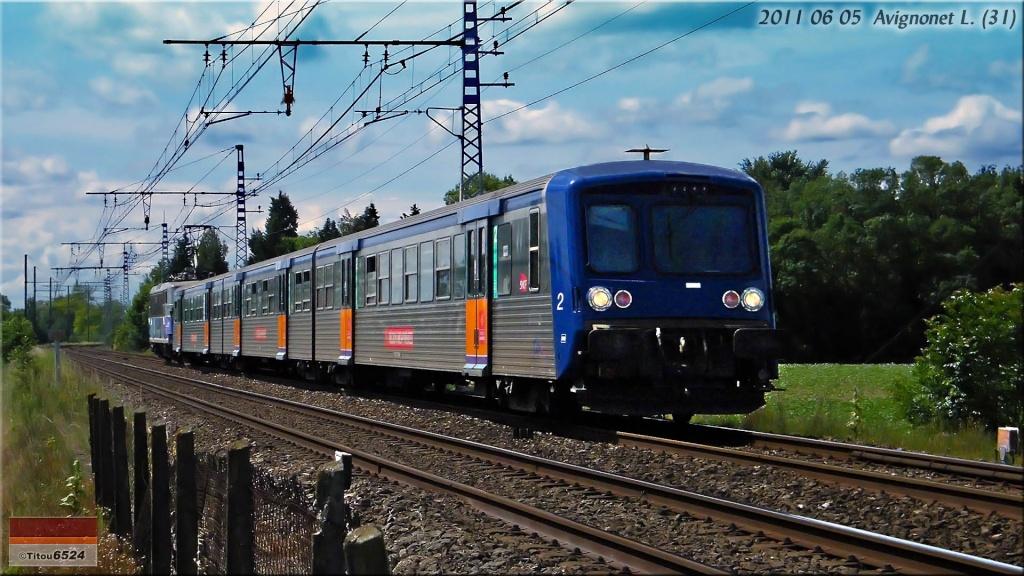 Photos et vidéos de la ligne Bordeaux - Toulouse - Narbonne - Sète (2007-2013) - Page 4 2011_152