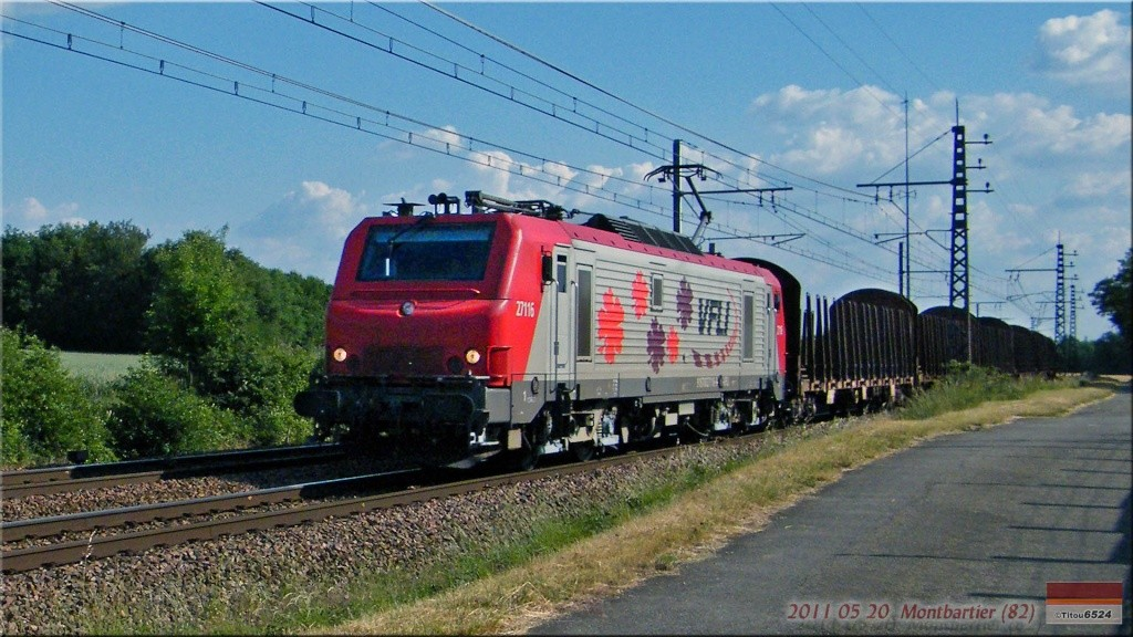Photos et vidéos de la ligne Bordeaux - Toulouse - Narbonne - Sète (2007-2013) - Page 4 2011_156