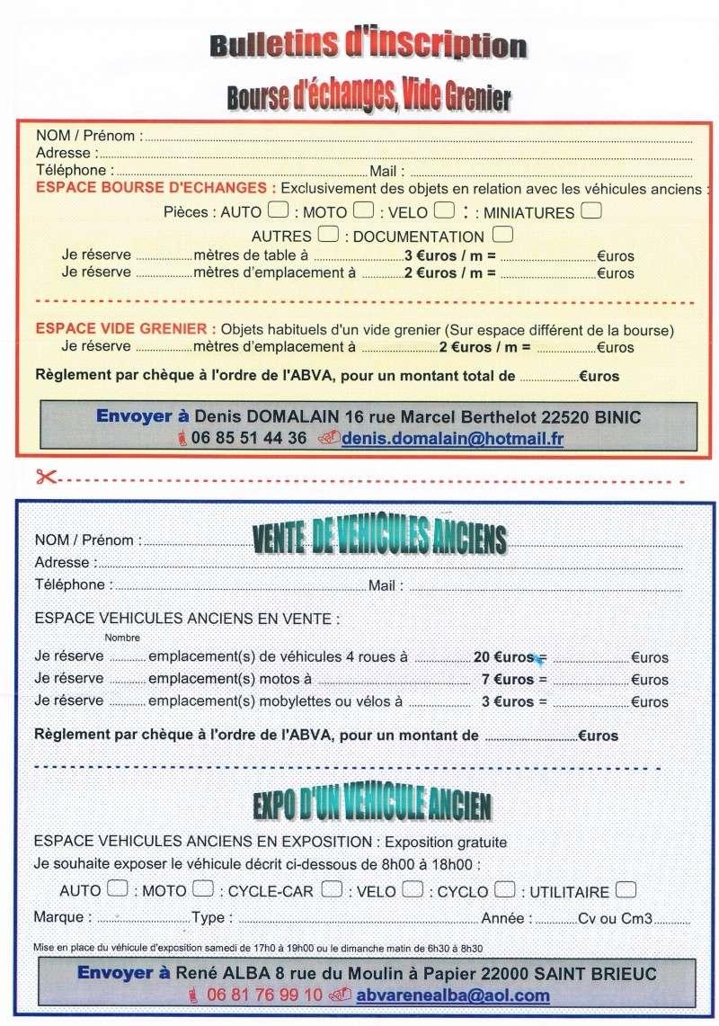 BOURSE d' ECHANGES de l' ABVA   DIMANCHE  31 OCTOBRE Brezil11