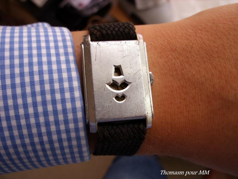 [vintage] Les montres bracelets à heures sautantes Ss857611