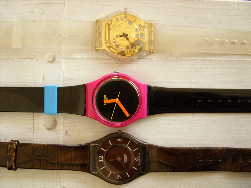 "Swatch ""The club"" Ss857829"