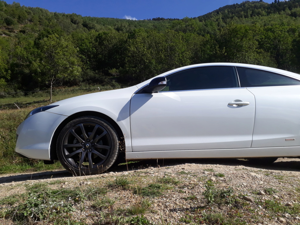 [Laurent66] LAGUNA III.2 Coupé 2.0 dCi 175 cv GP Monaco Bose 20180912