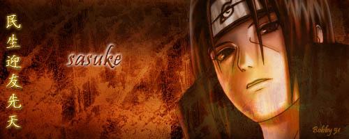 gallerie de bobby51 Sasuke10