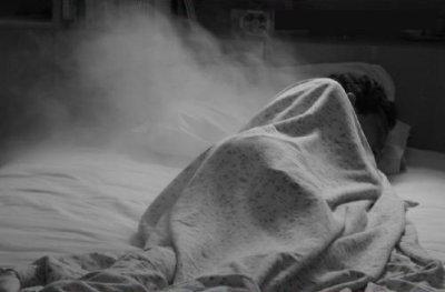 Un fantôme pendant votre sommeil Articl13