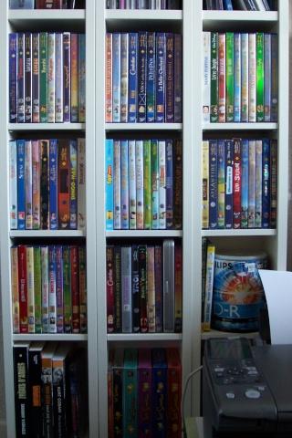 Postez les photos de votre collection de DVD Disney ! - Page 5 Ma_col11