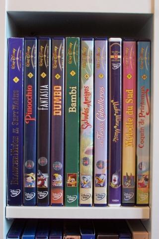 Postez les photos de votre collection de DVD Disney ! - Page 5 Ma_col13