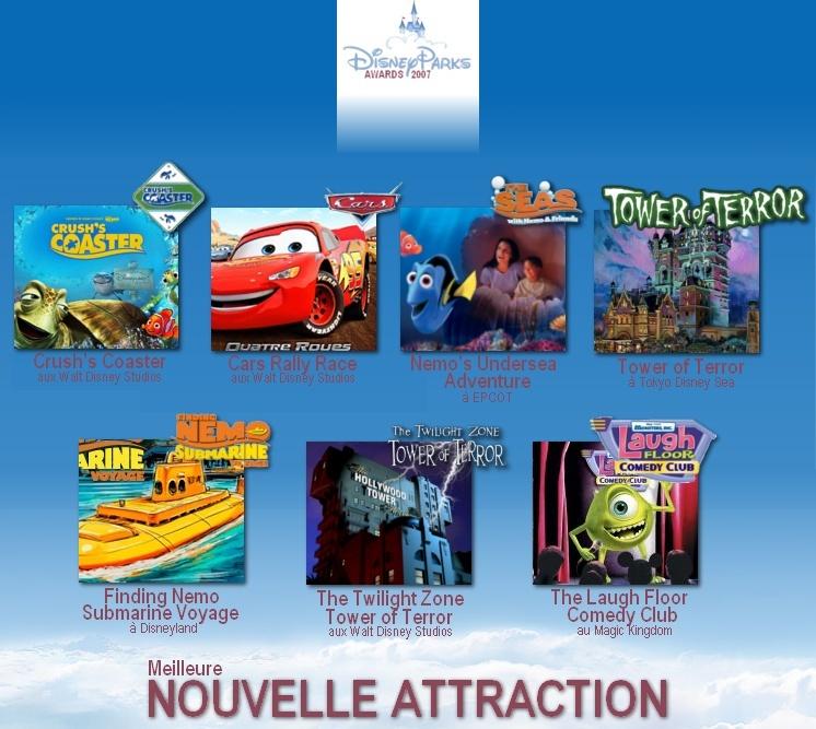 Disney Parks Awards 2007 : LES VOTES SONT OUVERTS Meille10