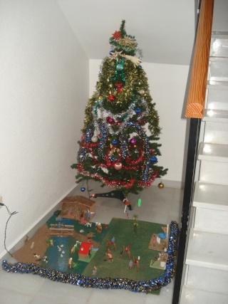 Mi portal de Belén y mi árbol de Navidad Para_r11