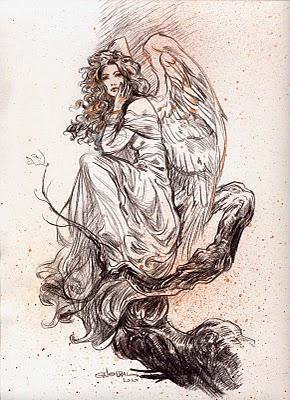 Vos illustrateurs préférés Ange10