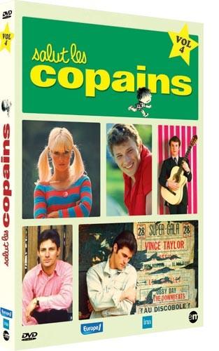"""4ème DVD """"Salut les copains"""" 33460310"""