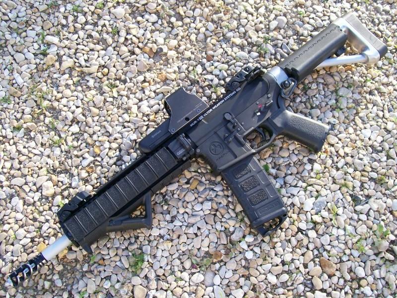 Mon custom M4 magpul 100_0410