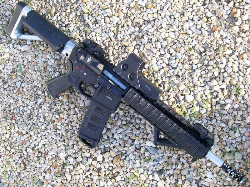 Mon custom M4 magpul 100_0413