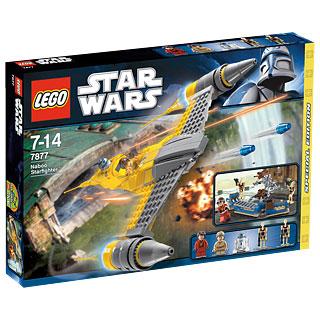 LEGO - 7877 - Naboo Starfighter  787710