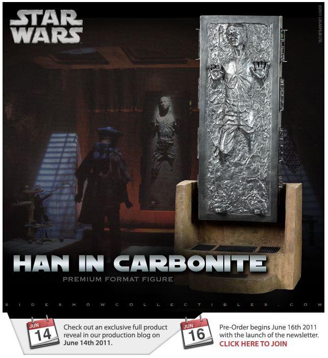 Sideshow - Han Solo Carbonite - PF - Premium Format 2011 Han_in10