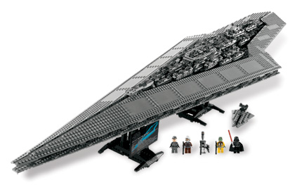Lego Star Wars - 10221 - Super Star Destroyer UCS Lego_s10