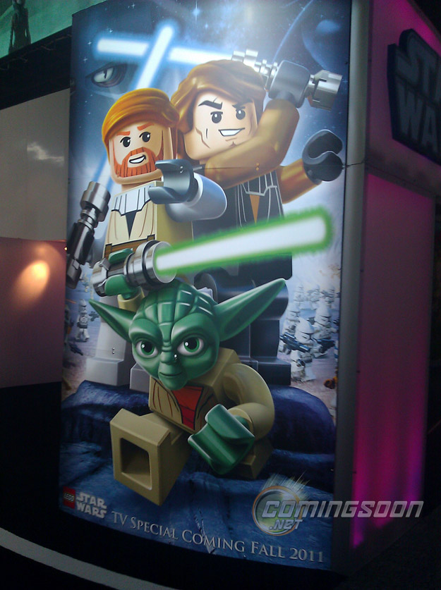 LEGO Star Wars TV Special  Starwa10