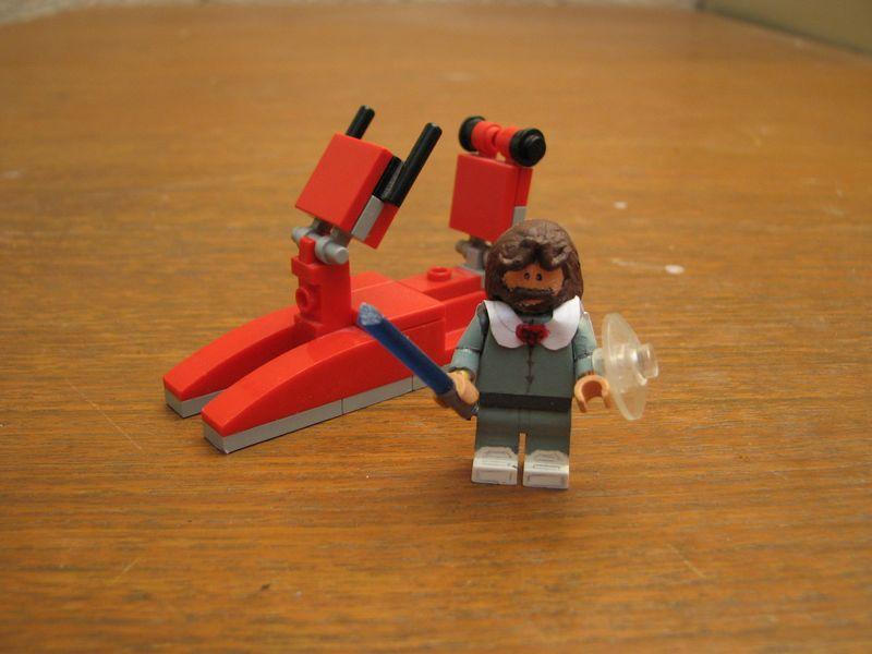 Customs lego  personnages de DA 80's de Fabax Lego_u10