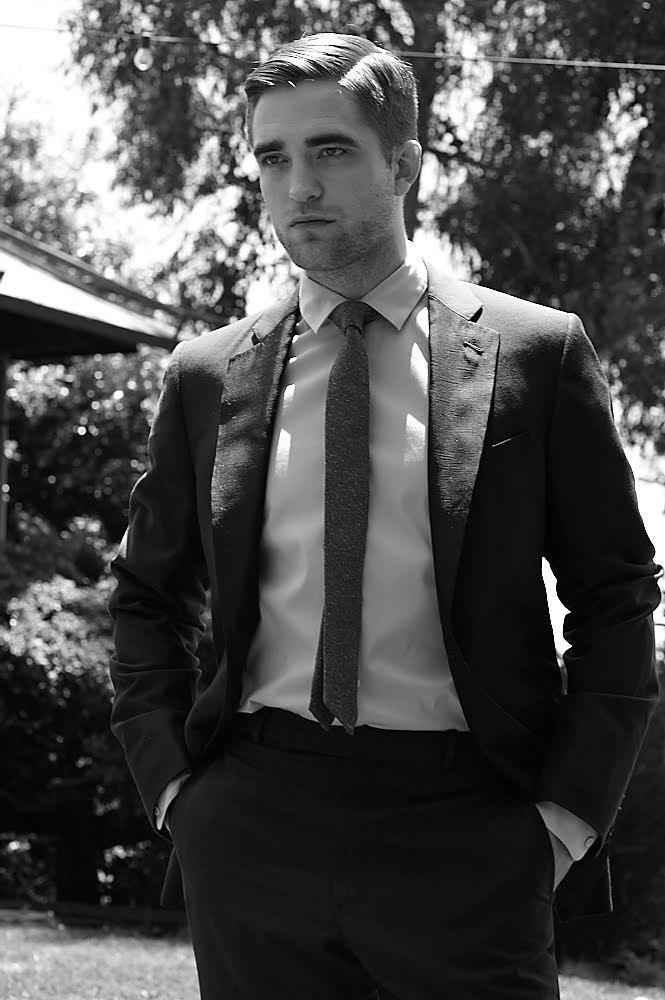 récap' Outtakes Robert Pattinson pour TVweek (Carter SMITH ) 5b103210