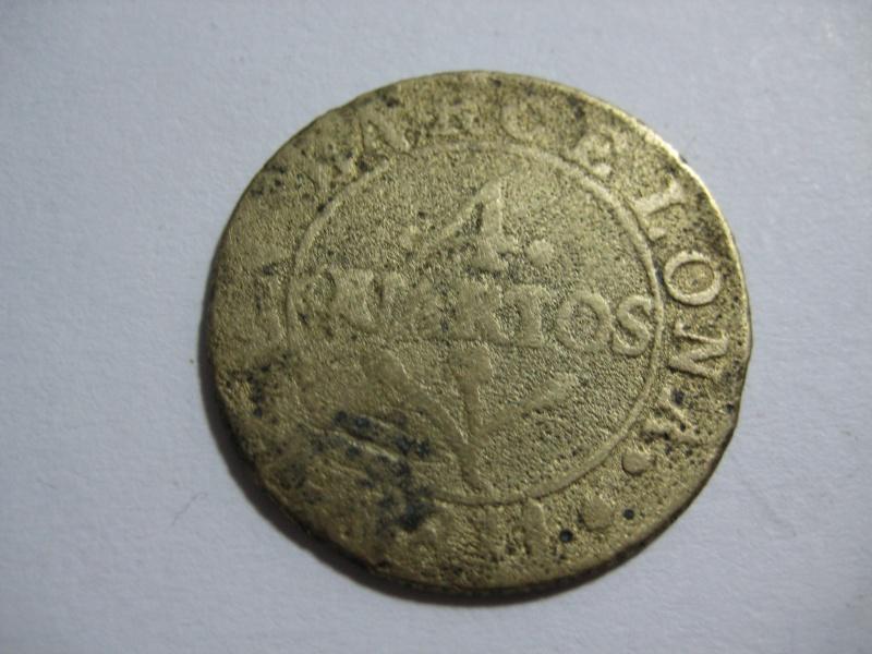 4 Cuartos de J. Napoleon I (Barcelona, 1810 d.C) Fundida Img_0130