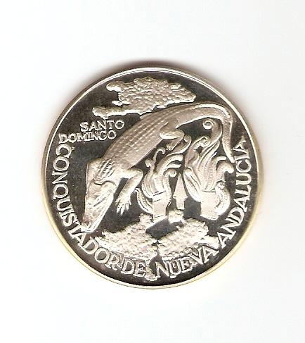 CONMEMORATIVAS PLATA REP DOMINICANA Rd_2r10