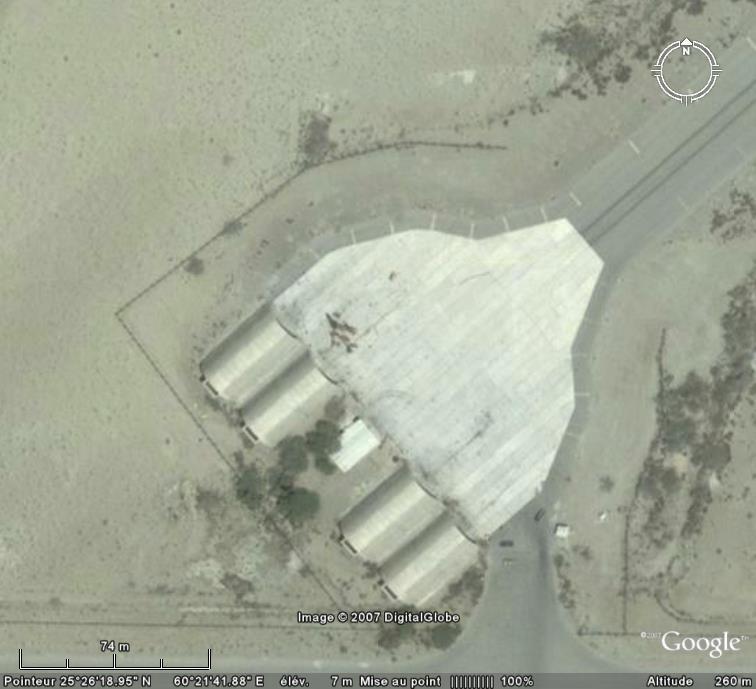 Topic des bases de l'armée de l'air/US air force etc... - Page 38 Chahba11