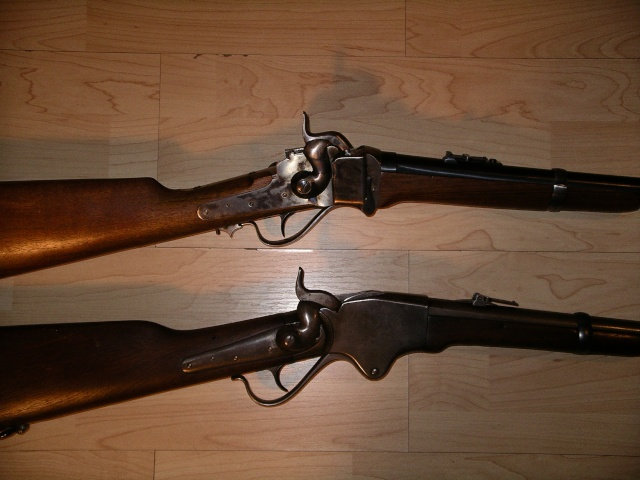 Sharps sporting 1863 Imgp2410