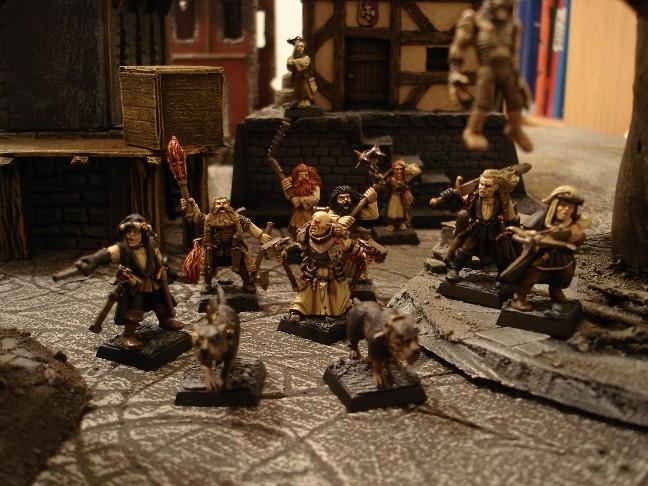 Tom's Witch Hunters Warban13
