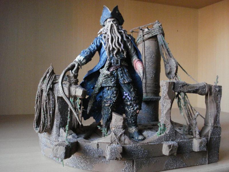 Dioramas Pirates des Caraïbes Dsc01510