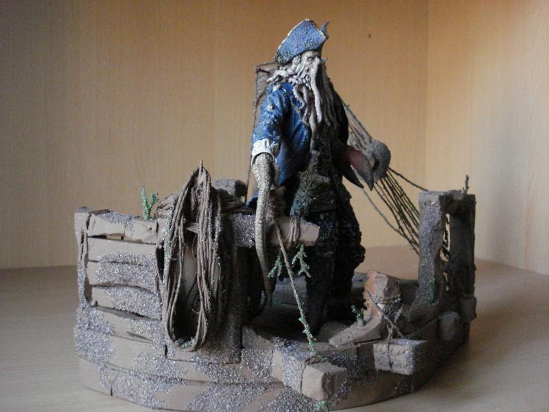 Dioramas Pirates des Caraïbes Dsc01511