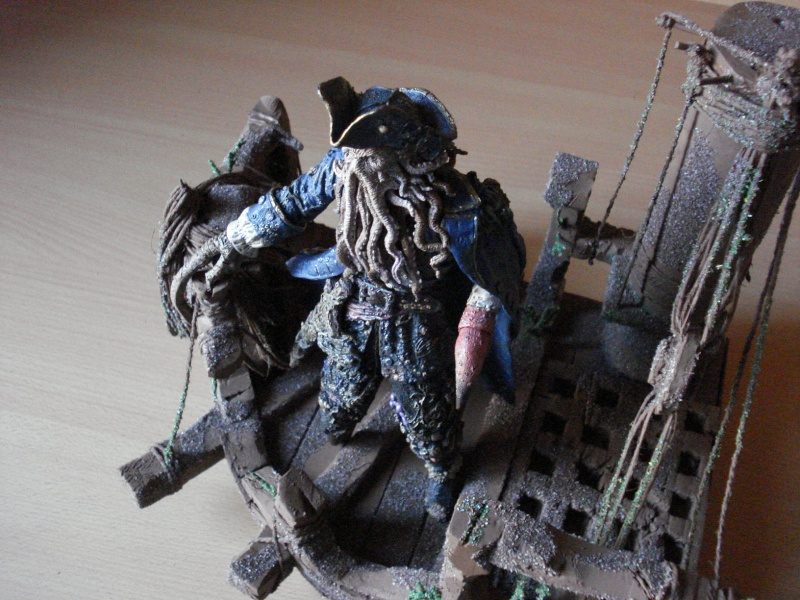 Dioramas Pirates des Caraïbes Dsc01514