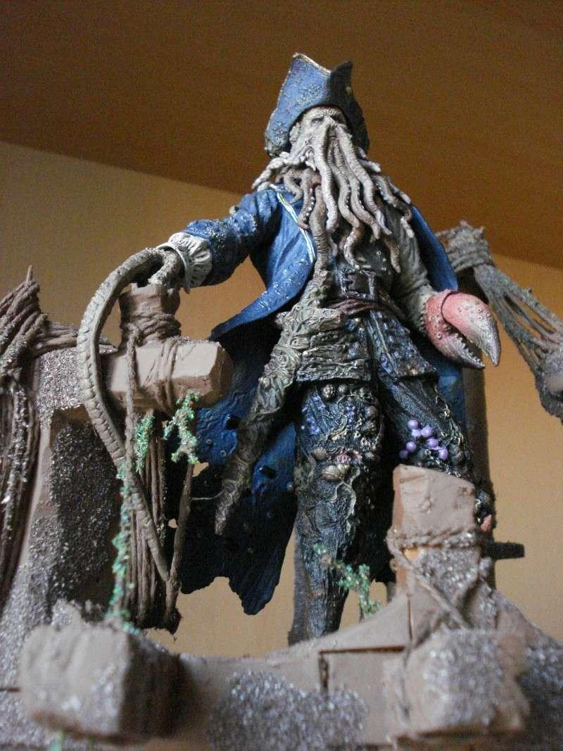 Dioramas Pirates des Caraïbes Rotati10