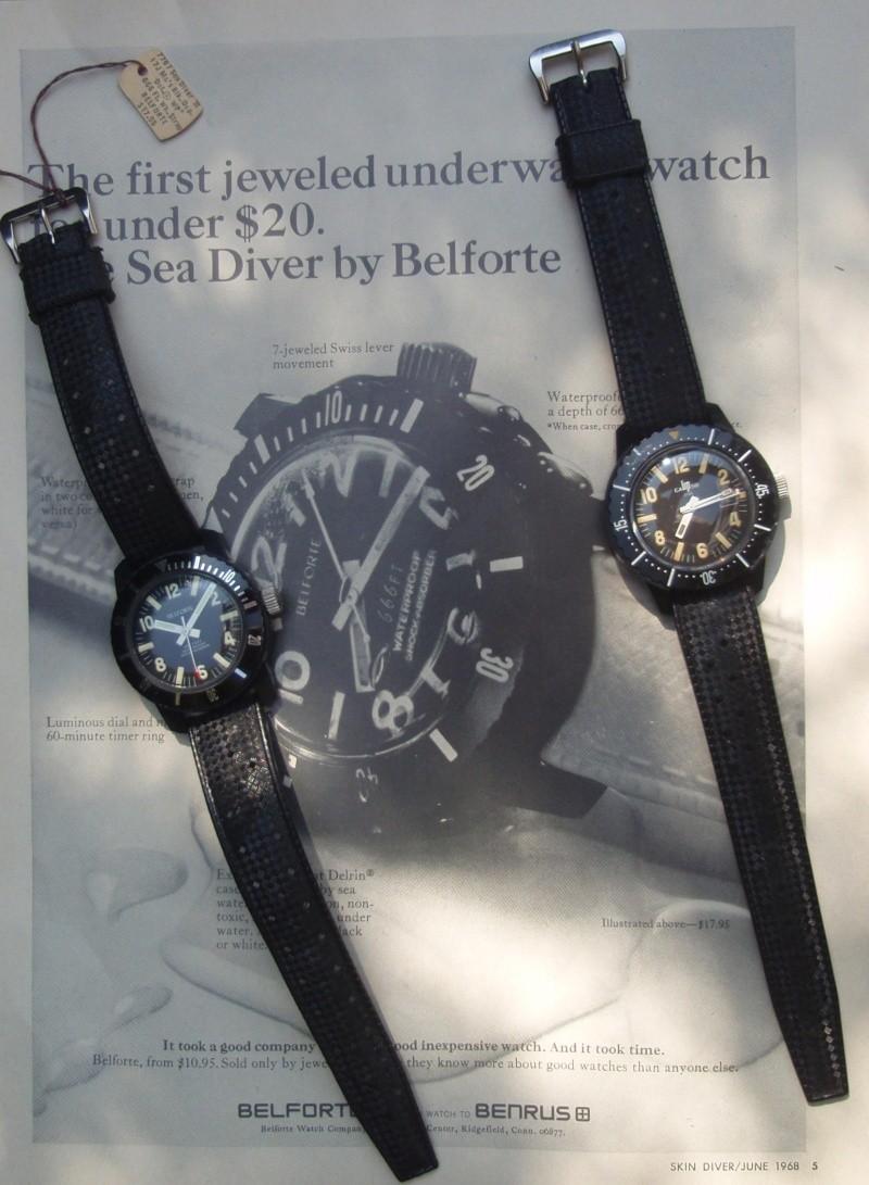 La caLipso américaine : Belforte sea diver 666 feet P4180010