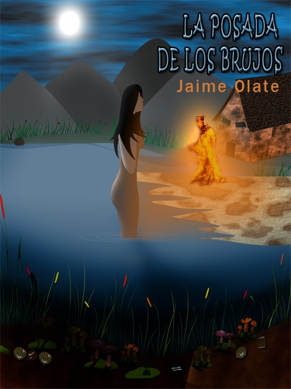 La Posada de los Brujos de Jaime Olate Portad10