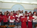 ريسيتال الميلاد في كنيسة الكلدان Chres-18