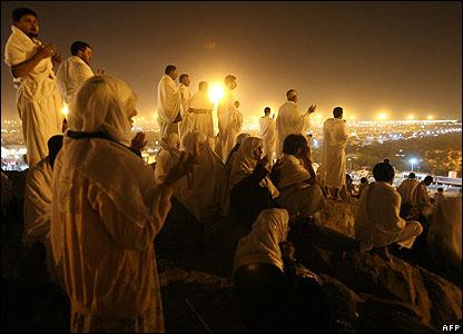 In pictures: Muslim pilgrimage or Hajj _4430811