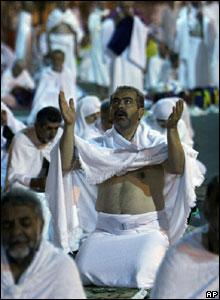 In pictures: Muslim pilgrimage or Hajj _4430812