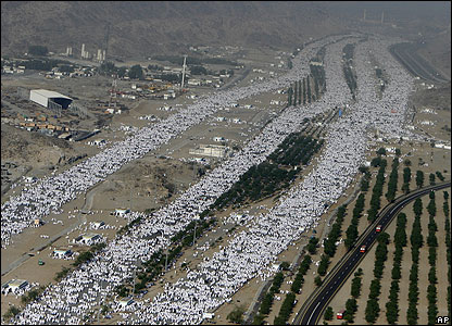 In pictures: Muslim pilgrimage or Hajj _4430813
