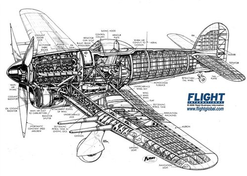 Le Spitfire Hawker11