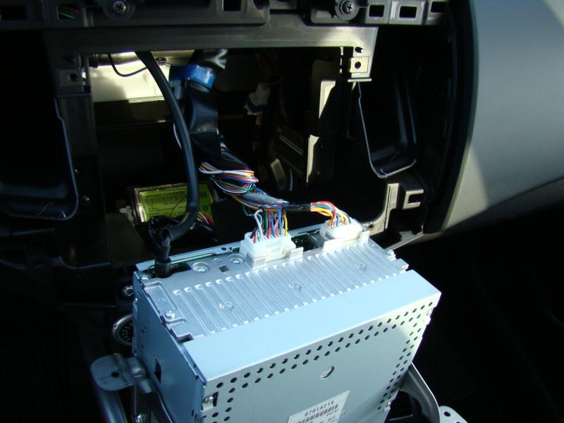 Autoradio - Come smontare l'autoradio... Dsc00915