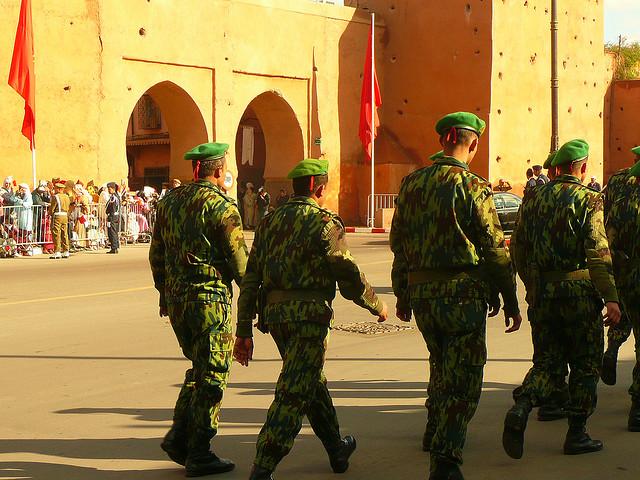Tenues de FAR / Moroccan Uniforms - Page 3 42901110