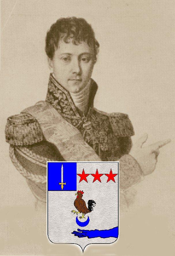 GUDIN de LA SABLONNIERE   Charles-Etienne--Général d'Empire. Gudin10