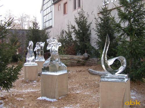 Sculptures sur glace Sculpt10