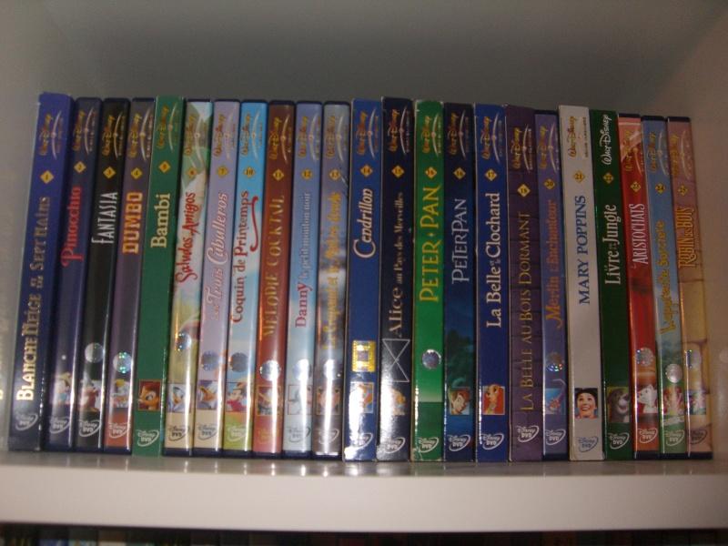Postez les photos de votre collection de DVD Disney ! - Page 5 Cimg3310