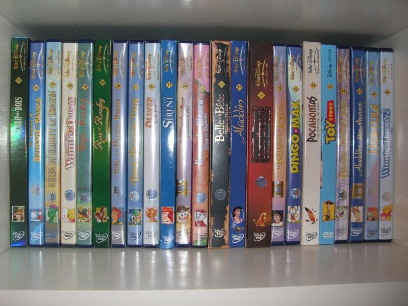 Postez les photos de votre collection de DVD Disney ! - Page 5 Cimg3311