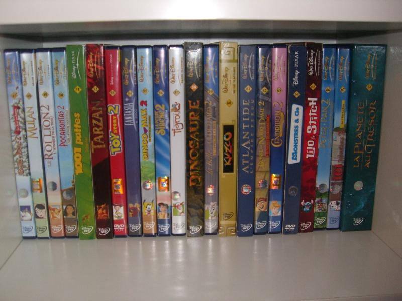 Postez les photos de votre collection de DVD Disney ! - Page 5 Cimg3410