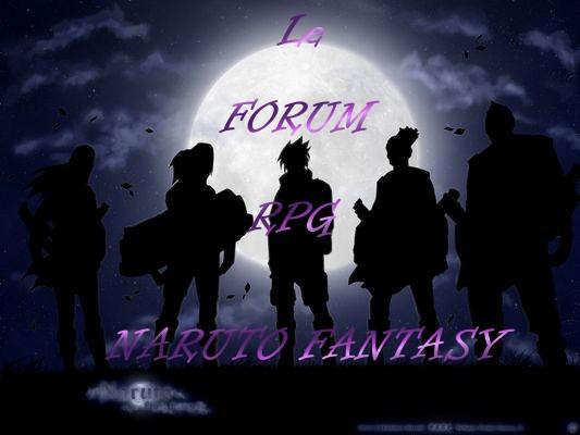 Naruto fantasy la Voie du ninja