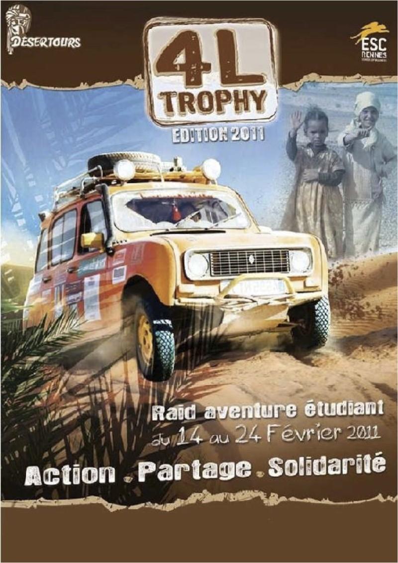 HT.net partenaire d'un équipage du 4L Trophy 4ltrop10